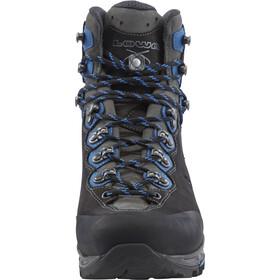 Lowa Camino GTX Saappaat Miehet, black/blue